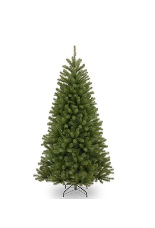 National Tree Company 6 ft. North Valley Spruce Artificial Christmas Tree