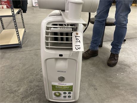 Soleus Air 8000 BTU Portable Air Conditioner